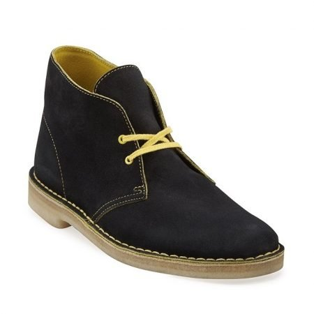 Clarks Desert Boot Black/Yello
