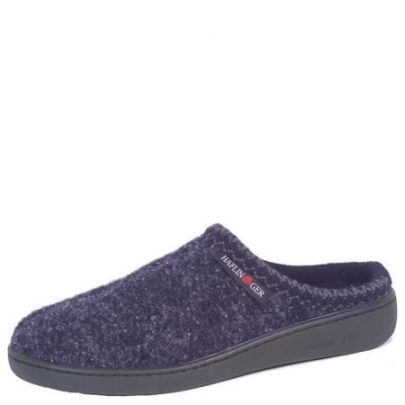 AT Slipper Navy Speckle