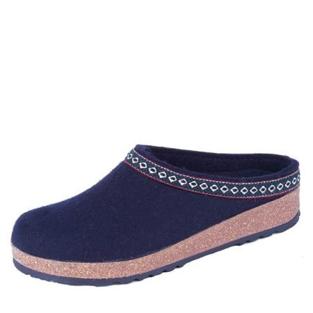 Grizzly Clog Navy