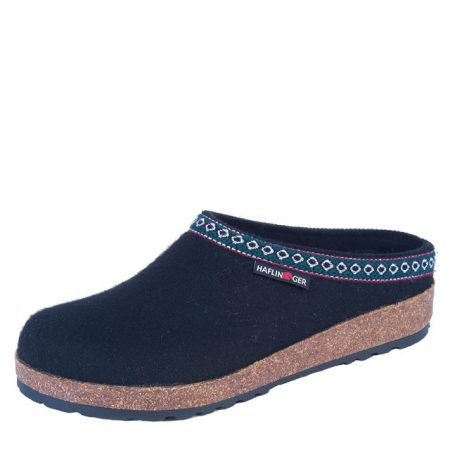Grizzly Clog Black