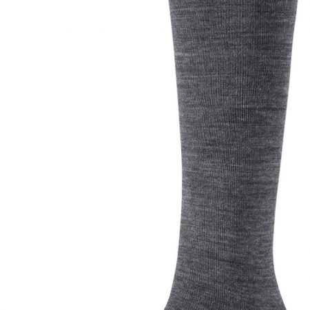 Basic Knee High - Medium Grey