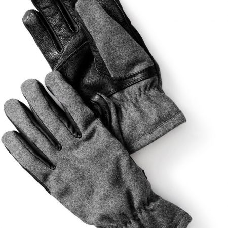 Stage Coach Gloves - Black