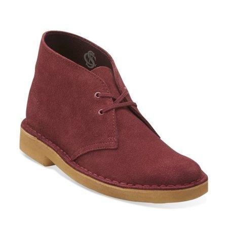 Desert Boot - Cherry