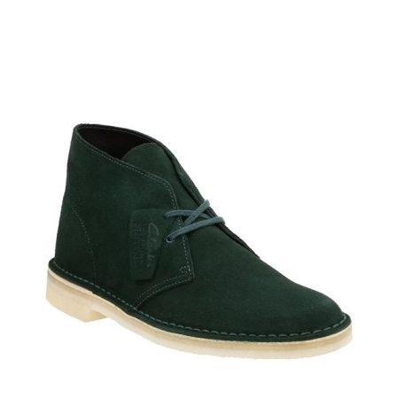 Desert Boot - Dark Green