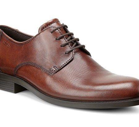 Harold Plain Toe - Cognac