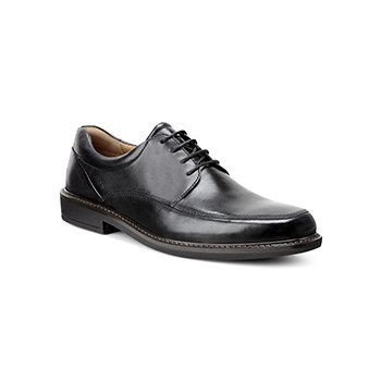 Holton Apron Toe Tie Black