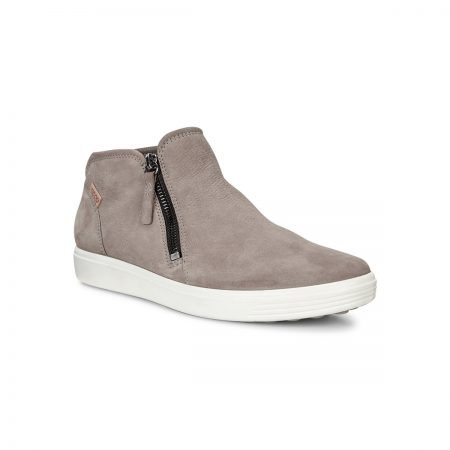 Soft 7 Low Bootie Grey