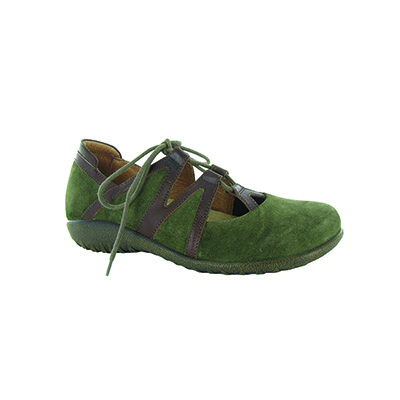 Timu Oily Olive Suede/Toffee