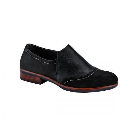Angin Black Velvet Nubuck