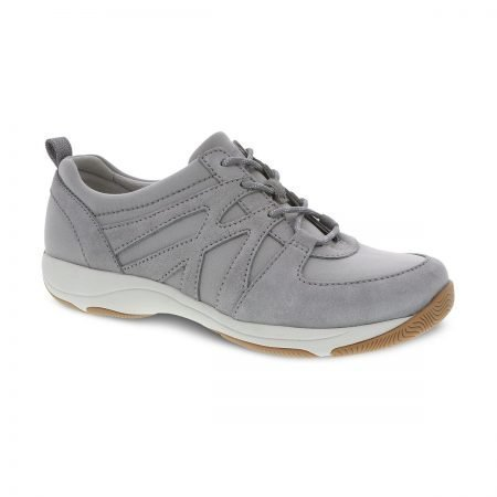 Hatty Grey Suede