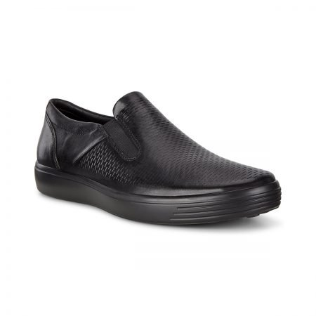 Soft 7 Slip-on Black