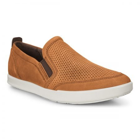 Collin 2.0 Casual Slip-On Camel
